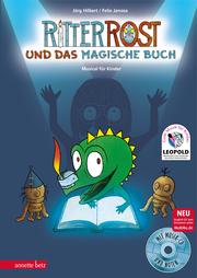 Ritter Rost und das magische Buch