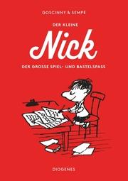 Der kleine Nick - Der große Spiel- und Bastelspaß