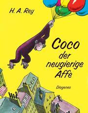 Coco der neugierige Affe - Cover