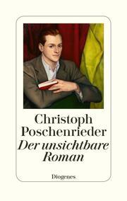 Der unsichtbare Roman - Cover