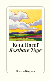 Kostbare Tage - Cover