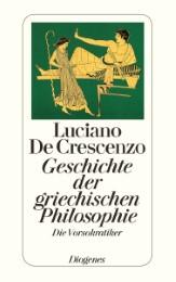 Geschichte der griechischen Philosophie - Die Vorsokratiker