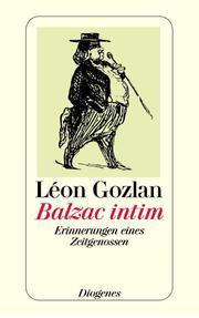 Balzac intim