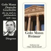 Weimar - Cover