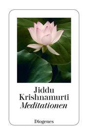 Meditationen - Cover