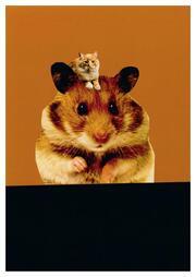 Ohne Titel / Hamster (Postkarte, 20 Ex)