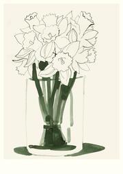 Postkarte - Daffodils