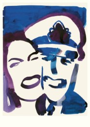Postkarten - Double Portrait