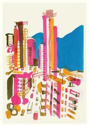 Postkarten - Hong Kong