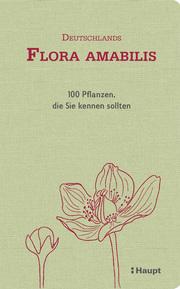 Deutschlands Flora amabilis - Cover