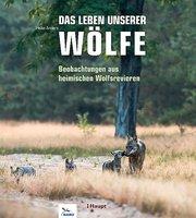 Das Leben unserer Wölfe - Cover