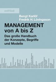 Management von A bis Z
