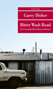 Bitter Wash Road - Cover