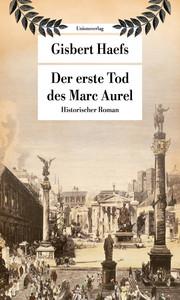 Der erste Tod des Marc Aurel - Cover