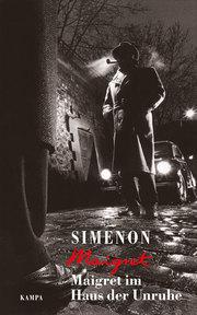 Maigret im Haus der Unruhe - Cover