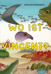Wo ist Vincent? - Cover