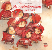 Die Heinzelmännchen von Köln - Cover