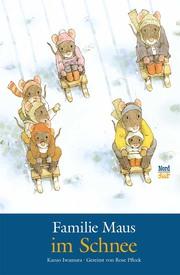 Familie Maus im Schnee
