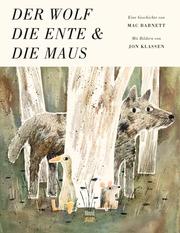 Der Wolf, die Ente und die Maus - Cover