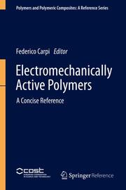 Electromechanically Active Polymers