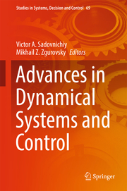 Advances in Dynamical Systems and Control