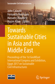 Towards Sustainable Cities in Asia and the Middle East