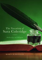 The Vocation of Sara Coleridge
