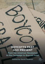 Boycotts Past and Present