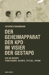 Der Geheimapparat der KPD im Visier der Gestapo