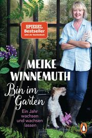 Bin im Garten - Cover
