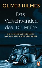 Das Verschwinden des Dr. Mühe - Cover