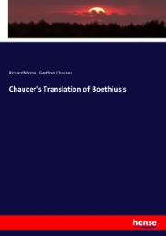 Chaucer's Translation of Boethius's
