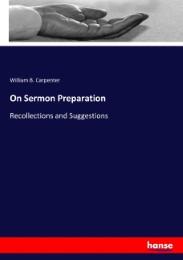 On Sermon Preparation