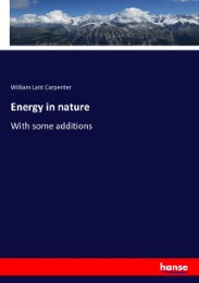 Energy in nature