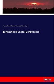 Lancashire Funeral Certificates