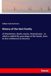 History of the Hart Family