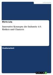 Innovative Konzepte der Industrie 4.0. Risiken und Chancen