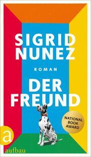 Der Freund - Cover