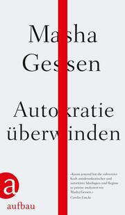 Autokratie überwinden - Cover