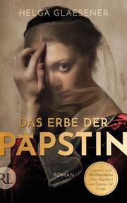 Das Erbe der Päpstin - Cover