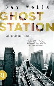 Ghost Station - Cover