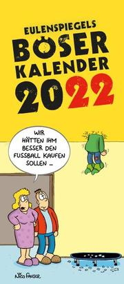 Eulenspiegels Böser Kalender 2022
