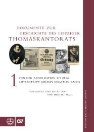 Dokumente zur Geschichte des Leipziger Thomaskantorats