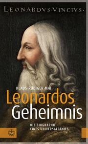 Leonardos Geheimnis - Cover