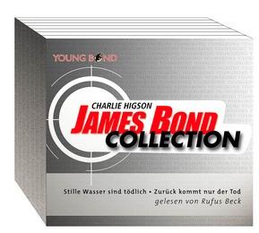 James Bond: Stille Wasser sind tödlich/Zurück kommt nur der Tod
