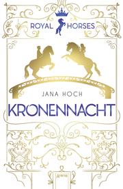 Royal Horses - Kronennacht - Cover