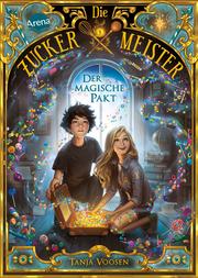 Die Zuckermeister - Der magische Pakt - Cover