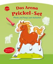 Das Arena Prickel-Set - Pferde und Ponys zum Aufstellen