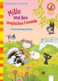Milla und ihre magischen Freunde - Freundschaftsgeschichten - Cover