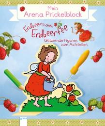 Erdbeerinchen Erdbeerfee - Prickelblock